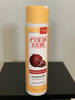 1X Burt's Bees Very Volumizing Shampoo With Pomegranate 10 o
