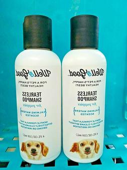 2 bottles Well & Good TEARLESS SHAMPOO for Puppies - DOGS 4