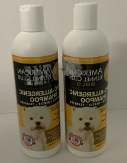 2 gold whitening dog shampoo pro vitamin