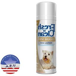 Fresh N Clean 21570 Cologne Spray, Tropical Scent, 12 oz