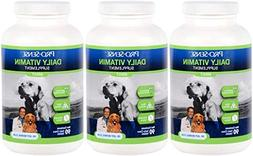 ProSense 3 Pack of Daily Vitamin Supplement for Adult Dogs,