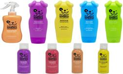 3-Pack Various Wags & Wiggles Pet Shampoo Deodorizing Spray