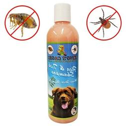 50019 Kings Cages Flea and Tick Dog Shampoo with Neem Oil 17