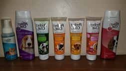 8 in 1 Perfect Coat Shampoo 7 Choices 6 for Dogs & 1 for Cat