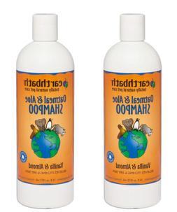Earthbath 84002-2 All Natural Shampoo 2 Pack, 16 oz