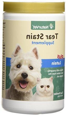 NATURVET 978233 Tear Stain Supplement 200G for Pets