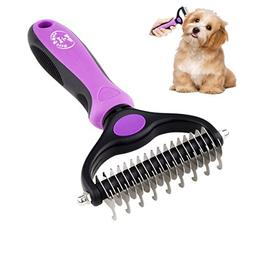 Bencmate Dematting Comb Tool for Dogs Cats Pet Grooming Unde
