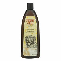 Burt's Bees, Relieving Dog Shampoo size: 16 Fl Oz