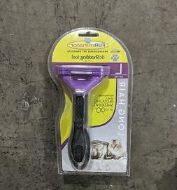 For Large Cats with Long-hair by Deshedding Tool For Cats