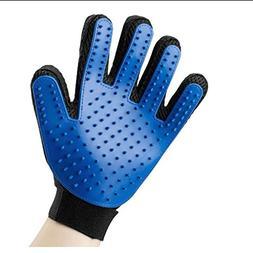 Jlxl Pet Grooming Glove Bath Silicone Gloves True Tough Cat