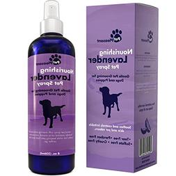 Natural Pet Spray – Aromatherapy Lavender Essential Oil &