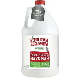 Nature's Miracle Dog Stain and Odor Remover Pour, 128 fl. oz