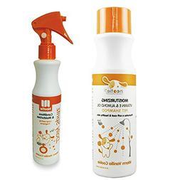 Nootie Moisturizing Vitamin E and Almond Oil Pet Shampoo, Wa