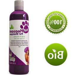 Pet Shampoo For Dogs & Cats Lavender + Evening Primrose Oil