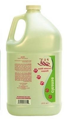 Pet Silk, Inc. Cucumber Melon Shampoo Gallon