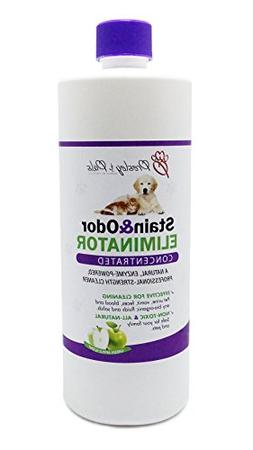 Pet Enzyme Cleaner, Stain & Urine Remover, Odor Eliminator.