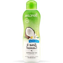 Tropiclean Lime & Coconut Deshedding Shampoo 592ml