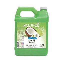 Tropiclean Lime & Coconut Shampoo 3.8L