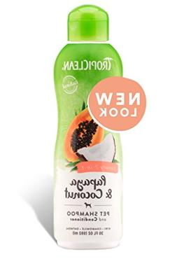 Tropiclean Papaya Plus Shampoo 2in1 592ml