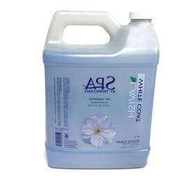 Tropiclean SPA - Pet Shampoo - White Coat - 1 Gallon