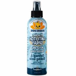 All Natural Anti Itch Oatmeal Spray Or Shampoo for Dogs and