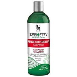 Vet�s Best Dog Allergy Itch Relief Shampoo Allergy Anti-It