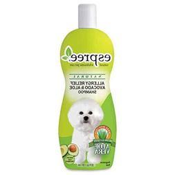 Allergy Relief Avocado Pet Shampoo Concentrate Calming Clean
