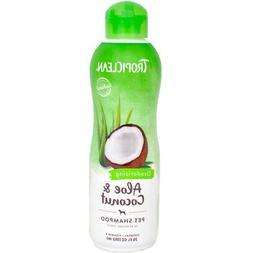 20oz. Tropiclean Aloe Moist Shampoo Scent: Aloe Moist