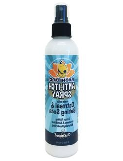 Anti Itch Oatmeal Spray for Dogs and Cats- Relief for Dry, I
