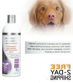 Antiseborrheic Medicated Dog Shampoo Hydrating and Anti-Fung