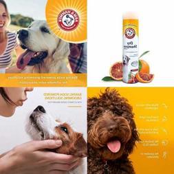 Arm & Hammer Dry Shampoo For Dogs Dog Aerosol Spray C Blood