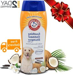Arm Hammer Oatmeal Shampoo for Dogs Best Dog Shampoo for Dry