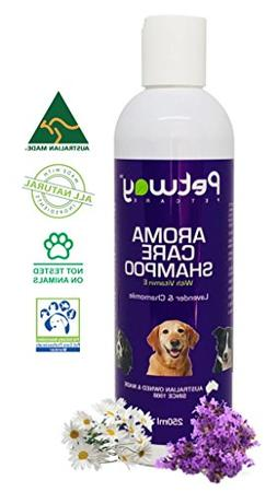 Petway Petcare Aroma Care Shampoo – Natural Conditioning D