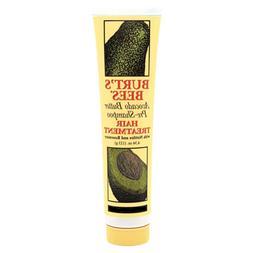 Burt's Bees Avocado Butter Pre-Shampoo Hair Treatment, Sulfa