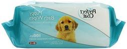 Perfect Coat Bath Wipes-Puppy