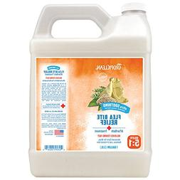 TropiClean Flea and Tick Bite Relief After Bath Treatment fo