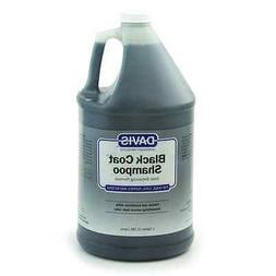 Davis Black Coat Cat Dog Pet Shampoo 1 Gallon. 3.79L