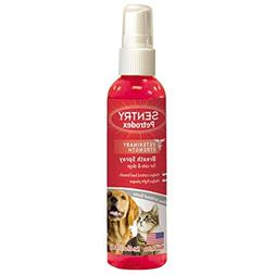 Petrodex Breath-Eze Breath Spray Dog and Cat, 4 oz