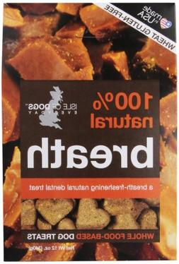 Isle of Dogs 100% Natural Breath Dog Treats