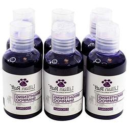 brightening and whitening shampoo for dogs tear