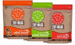 Buddy Biscuits Grain Free Soft & Chewy Training Treats 3 Fla