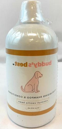 buddy s best natural dog shampoo
