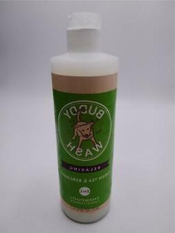 Cloud Star Buddy Wash Dog Shampoo and Conditioner 16oz Green