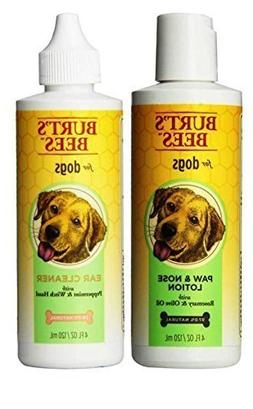 Burt's Bees For Dogs Grooming Bundle:  Burt's Bees Paw & Nos