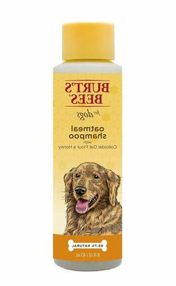 Burt's Bees All Natural Oatmeal Shampoo  Conditioner for Dog