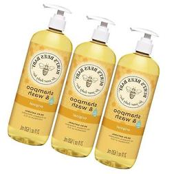 Burt's Bees Baby Shampoo & Wash, Original, 21 Ounces (Pack o