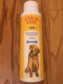 Burt's Bees Dog Shampoo with Honeysuckle 16oz-Itch Soothing-