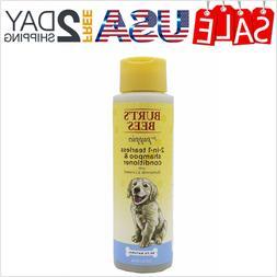 burts bees puppies dog shampoo all natural
