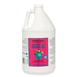 Earthbath Cat Shampoo Concentrated, One Gallon