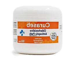 #1 Chlorhexidine Wipes - Anti-Yeast, Anti- Bacterial, Anti-F